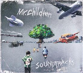 【楽天ブックス限定先着特典】SOUNDTRACKS (初回生産限定盤Vinyl) (SOUNDTRACKS オリジナルクリアファイル(楽天ブックス ver.))【アナログ盤】 [ Mr.Children ]