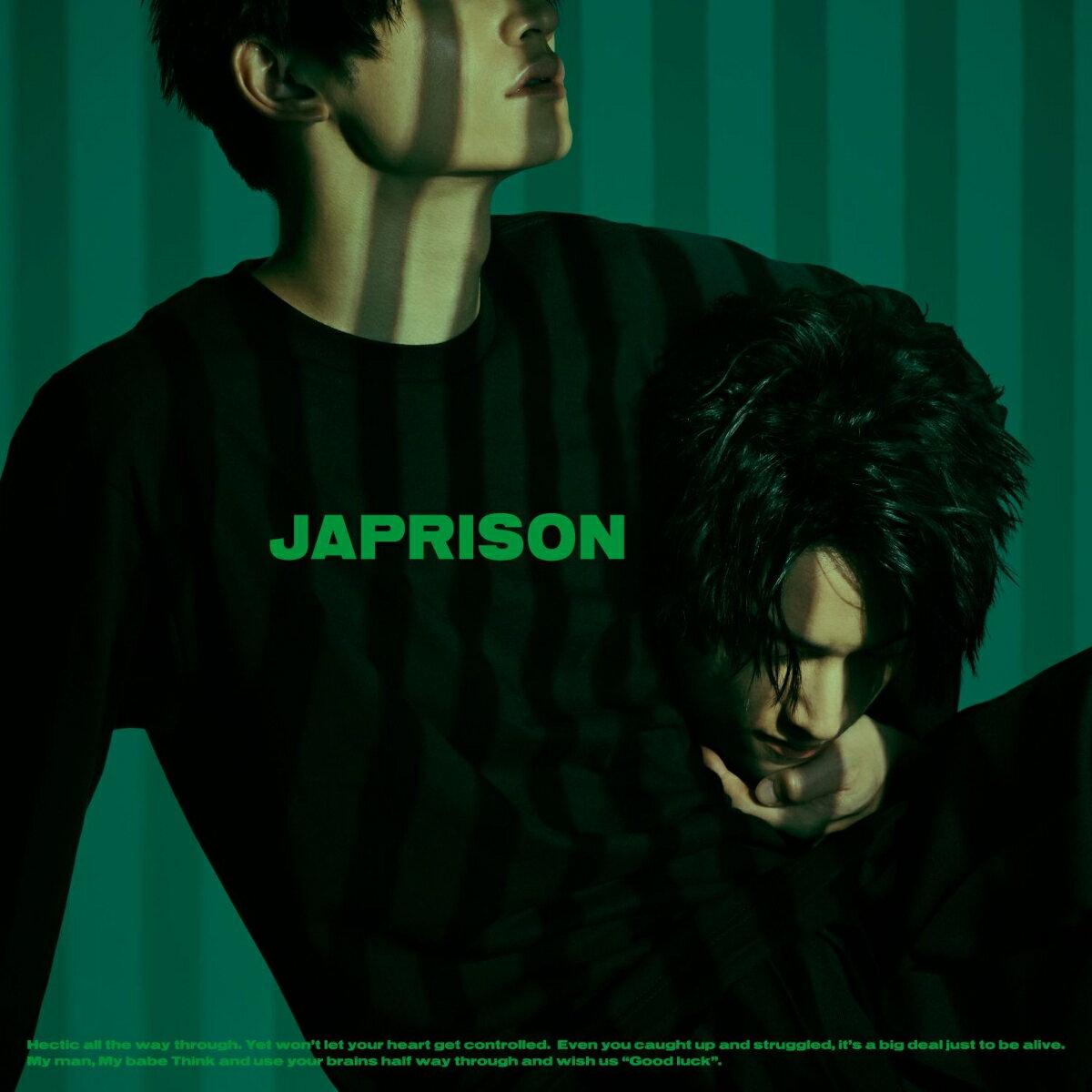 JAPRISON (CD+Blu-ray+スマプラ)【LIVE盤】 [ SKY-HI ]