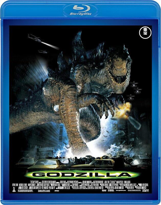 GODZILLA 【60周年記念版】【Blu-ray】 [ (洋画) ]