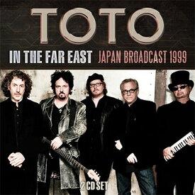 【輸入盤】In The Far East (2CD) [ TOTO ]