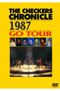 THECHECKERSCHRONICLE1987GOTOUR[チェッカーズ]