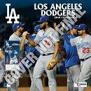 Los Angeles Dodgers 2019 12x12 Team Wall Calendar