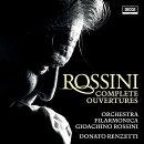 【輸入盤】序曲全集 ドナート・レンツェッティ&ロッシーニ・フィル(4CD)