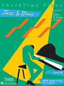 Chordtime Piano Jazz & Blues: Level 2b