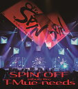 tribute live SPIN OFF T-Mue-needs【Blu-ray】 [ 宇都宮隆/木根尚登 ]