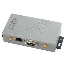 サン電子 LTEマルチキャリア対応通信モジュール搭載 小容量データ通信向けダイヤルアップルータ ACアダプタ・アンテ…