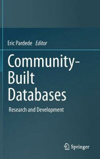 Community-BuiltDatabases:ResearchandDevelopment