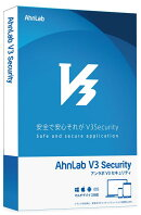 AhnLab V3 Security2年1台版