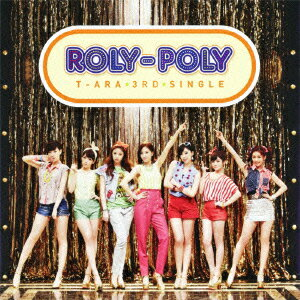 Roly-Poly (Japanese Ver.) [ T-ARA ]