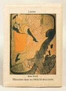 文庫版ブックカバーv Lautrec-Jane BE B-510-47