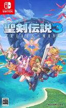 【予約】聖剣伝説3 トライアルズ オブ マナ Nintendo Switch版