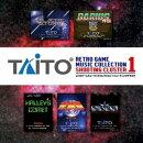 タイトー レトロゲームミュージック コレクション 1 シューティング クラスタ