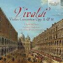 【輸入盤】ヴァイオリン協奏曲集作品11、12 フェデリコ・グリエルモ&ラルテ・デラルコ(2CD)