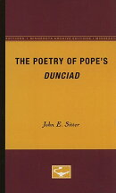 The Poetry of Pope's Dunciad