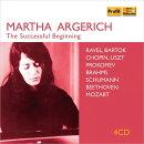 【輸入盤】マルタ・アルゲリッチ 成功のデビュー〜放送用録音、ライヴ録音集 1955-1961(4CD)