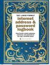Celestial Large-Format Internet Address & Password Logbook [ Peter Pauper Press ...