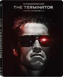 〔スチールブック仕様〕ターミネーター<日本語吹替完全版>〔完全数量限定生産〕 【Blu-ray】