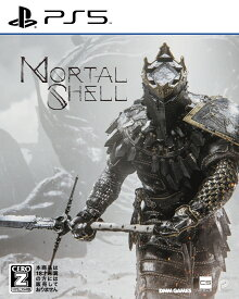 【特典】Mortal Shell(【外付予約特典】「Mortal Shell」アートブック冊子+【期間限定同梱特典】PS4版「Mortal Shell」(DL)コード)