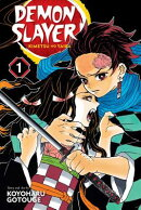 DEMON SLAYER:KIMETSU NO YAIBA #01(P)