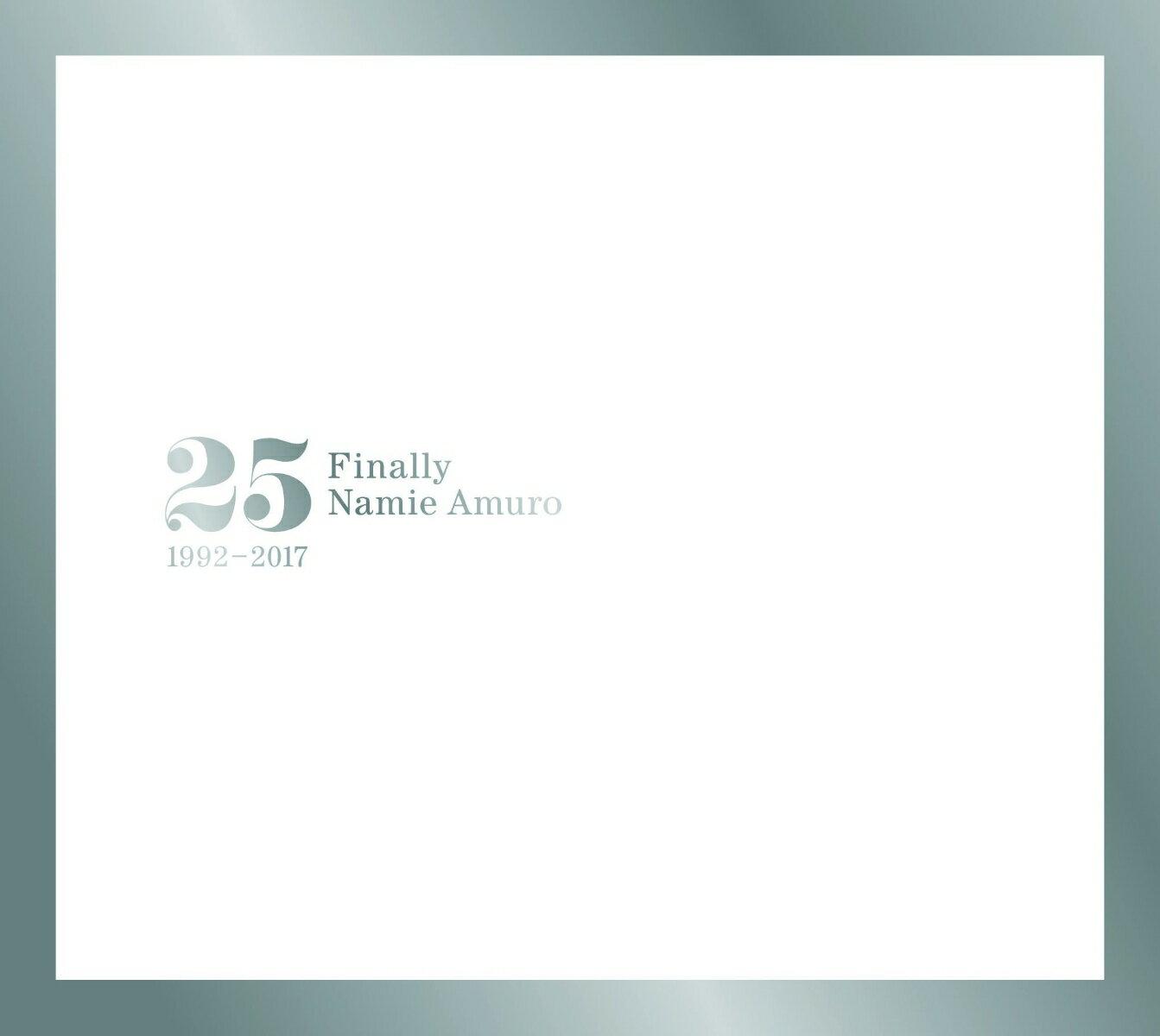 Finally (3CD+Blu-ray+スマプラ) [ 安室奈美恵 ]