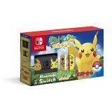 【入荷予約】Nintendo Switch ポケットモンスター Let's Go! ピカチュウセット (モンスターボール Plus付き)