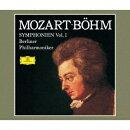 モーツァルト:交響曲全集 Vol.1