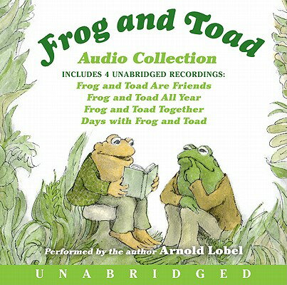Frog and Toad CD Audio Collection FROG & TOAD CD AUDIO COLL D (I Can Read! - Level 2) [ Arnold Lobel ]