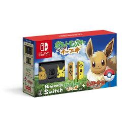 Nintendo Switch ポケットモンスター Let's Go! イーブイセット (モンスターボール Plus付き)