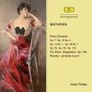【輸入盤】ピアノ・ソナタ第31番、第24番、第19番、第4番、『エリーゼのために』、他 アンドール・フォルデス(2CD)