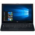 LAVIE Smart NS(e) スターリーブラック(Win10Home64/Celeron/4GB/500GB/オフィスソフトMicrosoft Office Home & Business Premium プラス Office 365 サービス)