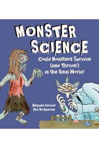 楽天ブックス monster science could monsters survive and thrive