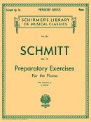 【輸入楽譜】シュミット, Aloys: 初歩の練習曲 Op.16