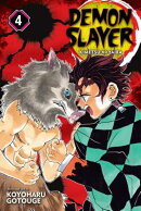 Demon Slayer: Kimetsu No Yaiba, Vol. 4, Volume 4