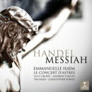 【輸入盤】『メサイア』 エマニュエル・アイム&ル・コンセール・ダストレ(2CD)