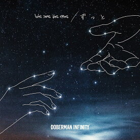We are the one/ずっと (初回限定盤 CD+DVD) [ DOBERMAN INFINITY ]