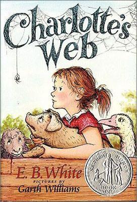 Charlotte's Web CHARLOTTES WEB (Trophy Newbery) [ E. B. White ]
