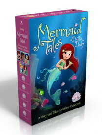 A Mermaid Tales Sparkling Collection: Trouble at Trident Academy; Battle of the Best Friends; A Whal MERMAID TALES # MERMAID TALE (Mermaid Tales) [ Debbie Dadey ]