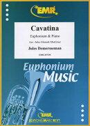 【輸入楽譜】デメルスマン, Jules: カヴァティーナ Op.47/ユーフォニアムとピアノのための編曲/モーティマー編