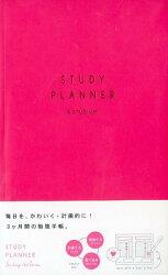 STUDY PLANNER PINK