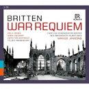ベンジャミン・ブリテン:戦争レクイエム Op.66 (BRITTEN: War Requiem)