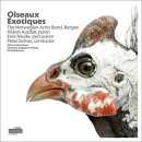【輸入盤】メシアン:異国の鳥たち、オーゴール=ニルセン:ウィンズ・オブ・チェンジズ、ビューエネ:トポグラフィ…