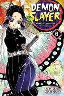 Demon Slayer: Kimetsu No Yaiba, Vol. 6, Volume 6