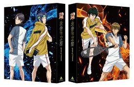 新テニスの王子様 氷帝vs立海 Game of Future DVD BOX (特装限定版) [ 諏訪部順一 ]