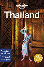 Lonely Planet Thailand LONELY PLANET THAILAND 17/E (Country Guide) [ Lonely Planet ]