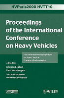 Proceedings of the International Conference on Heavy Vehicles, Hvtt10: 10th International Symposium