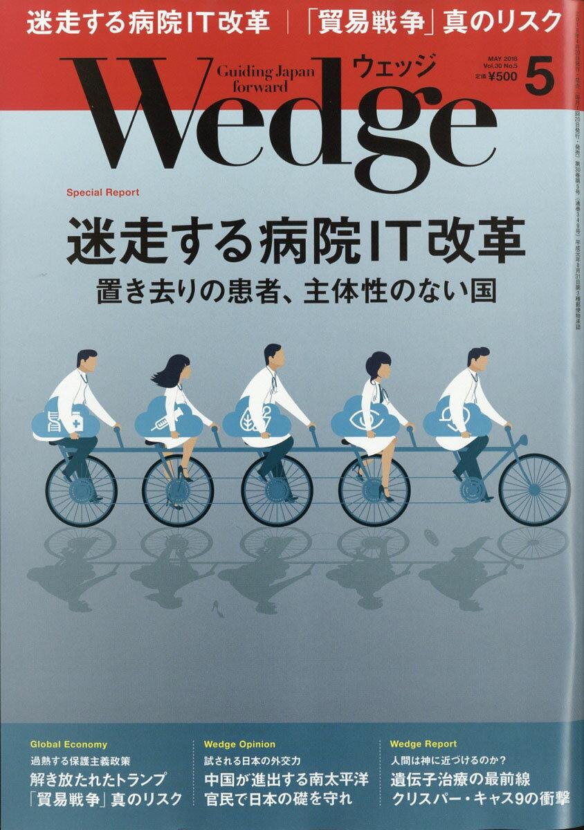 Wedge 2018年 05月号 [雑誌]