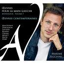 【輸入盤】左手のためのピアノ曲集 第7集〜現代作品編 マキシム・ゼッキーニ