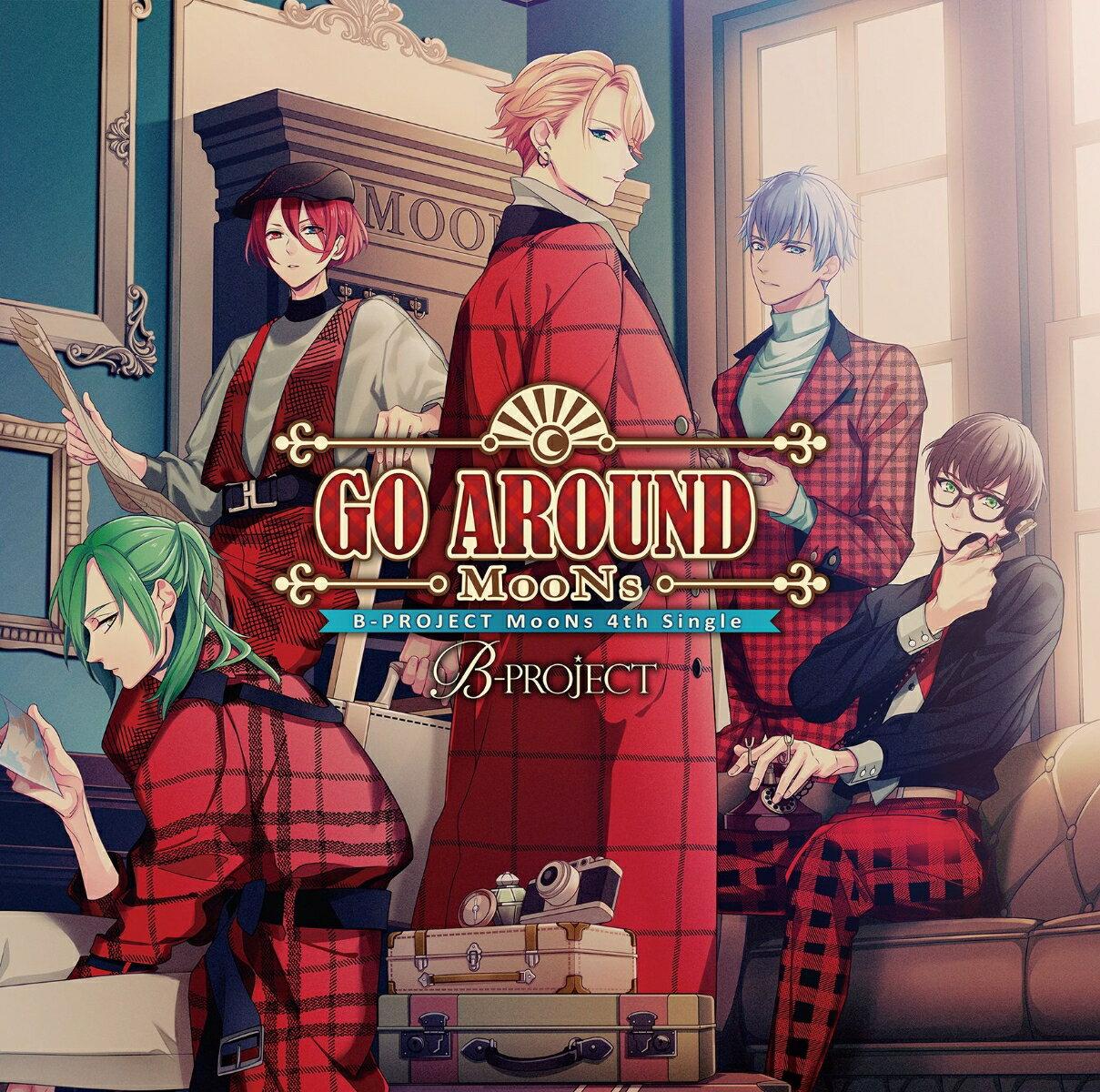 GO AROUND [ MooNs ]