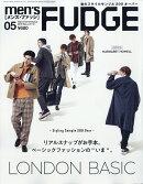 men's FUDGE (メンズファッジ) 2019年 05月号 [雑誌]