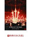 【先着特典】LIVE AT TOKYO DOME(オリジナルステッカー付き) [ BABYMETAL ]